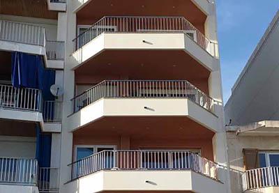 Rehabilitación de fachada integral